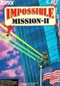 Complete Impossible Mission II (2) - NES