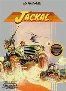 Complete Jackal Nintendo NES - NES