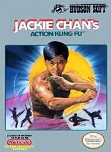 Complete Jackie Chan's Action Kung Fu - NES
