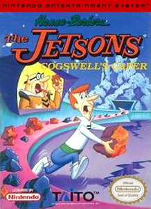 Complete Jetsons,The: Cogswell's Caper - NES
