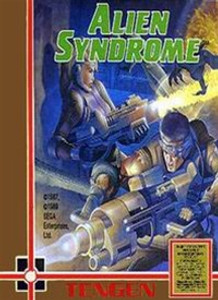 Complete Alien Syndrome - NES