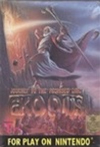 Complete Journey To The Promised Land:Exodus - NES