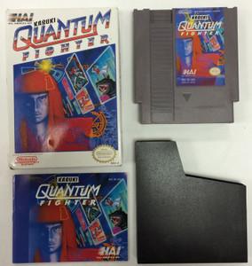 Kabuki Quantum Fighter - Complete NES GameComplete Kabuki Quantum Fighter - NES