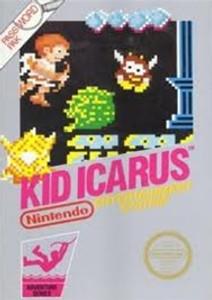 Complete Kid Icarus - NES