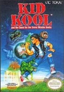 Complete Kid Kool - NES