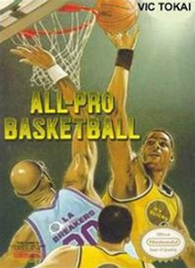 Complete AllPro Basketball - NES