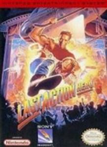 Complete Last Action Hero - NES