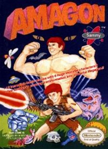 Complete Amagon - NES