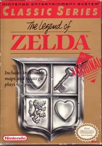 Complete Legend of Zelda Classic - NES