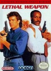 Complete Lethal Weapon - NES