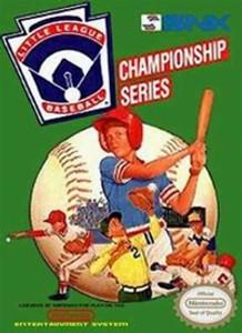 Complete Little League Baseball:Championship - NES