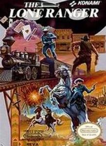 Complete Lone Ranger,The Light Gun Game - NES