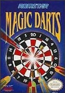 Complete Magic Darts - NES