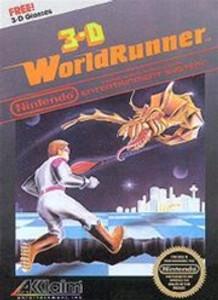Complete 3D Worldrunner - NES