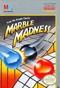 Complete Marble Madness - NES
