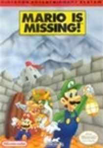 Complete Mario is Missing - NES