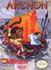 Complete Archon - NES