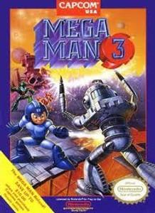 Complete Mega Man 3 - NES