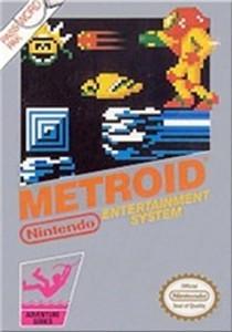 Complete Metroid - NES