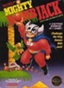 Complete Mighty Bomb Jack - NES