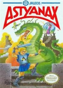 Complete Astyanax - NES