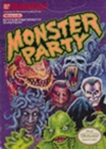 Complete Monster Party - NES