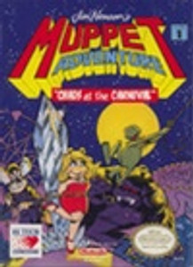 Complete Muppet Adventure:Chaos Carnival - NES