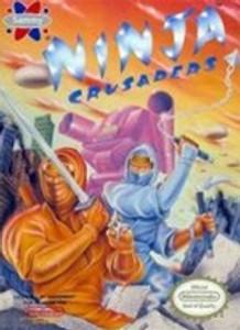 Complete Ninja Crusaders - NES