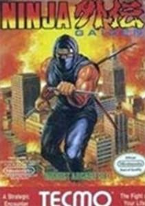 Complete Ninja GAIDEN - NES