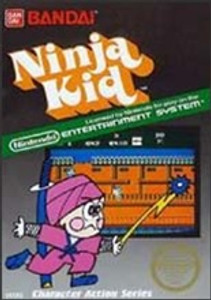 Complete Ninja Kid - NES