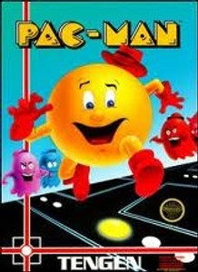 Complete Pac -Man - NES