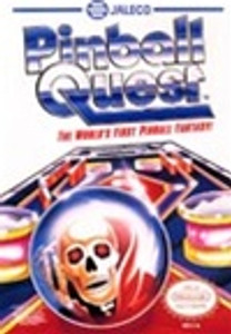 Complete Pinball Quest - NES