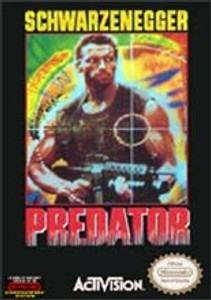 Complete Predator - NES