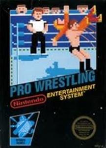 Complete Pro Wrestling - NES