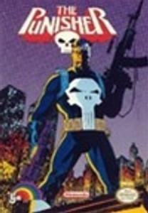 Complete Punisher,The (Marvel Comics) - NES