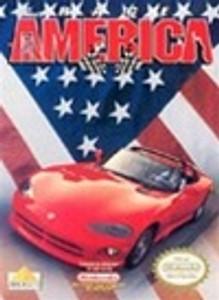 Complete Race America - NES