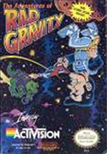 Complete Rad Gravity - NES