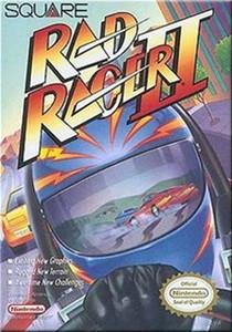 Complete Rad Racer II (2) - NES