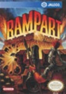 Complete Rampart - NES