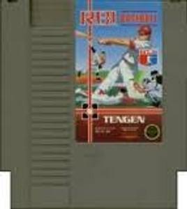 Complete R.B.I. Baseball (Tengen) - NES