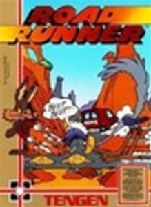 Complete Road Runner (RoadRunner) - NES