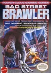 Complete Bad Street Brawler - NES
