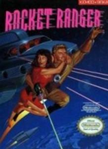 Complete Rocket Ranger - NES