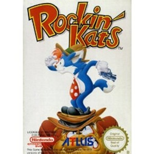 Complete Rockin' Kats - NES
