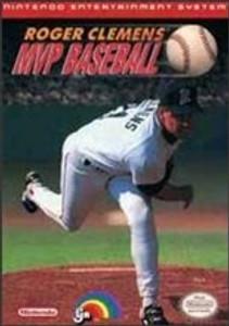 Complete Roger Clemens MVP Baseball - NES