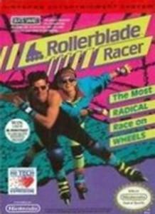 Complete Rollerblade Racer - NES