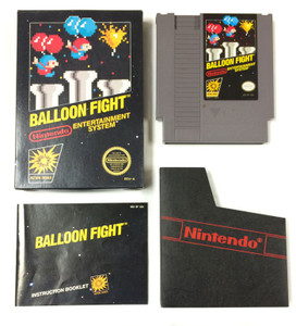 Balloon Fight - Complete NES GameComplete Balloon Fight - NES