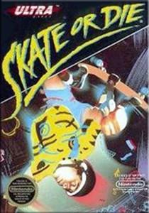 Complete Skate or Die - NES