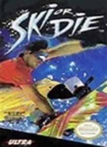 Complete Ski or Die - NES