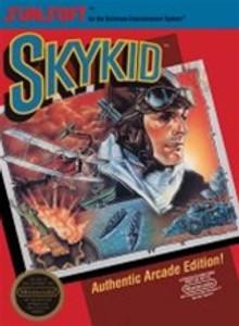 Complete Sky Kid - NES